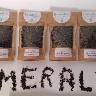 Seaweed Flakes Herbs powder